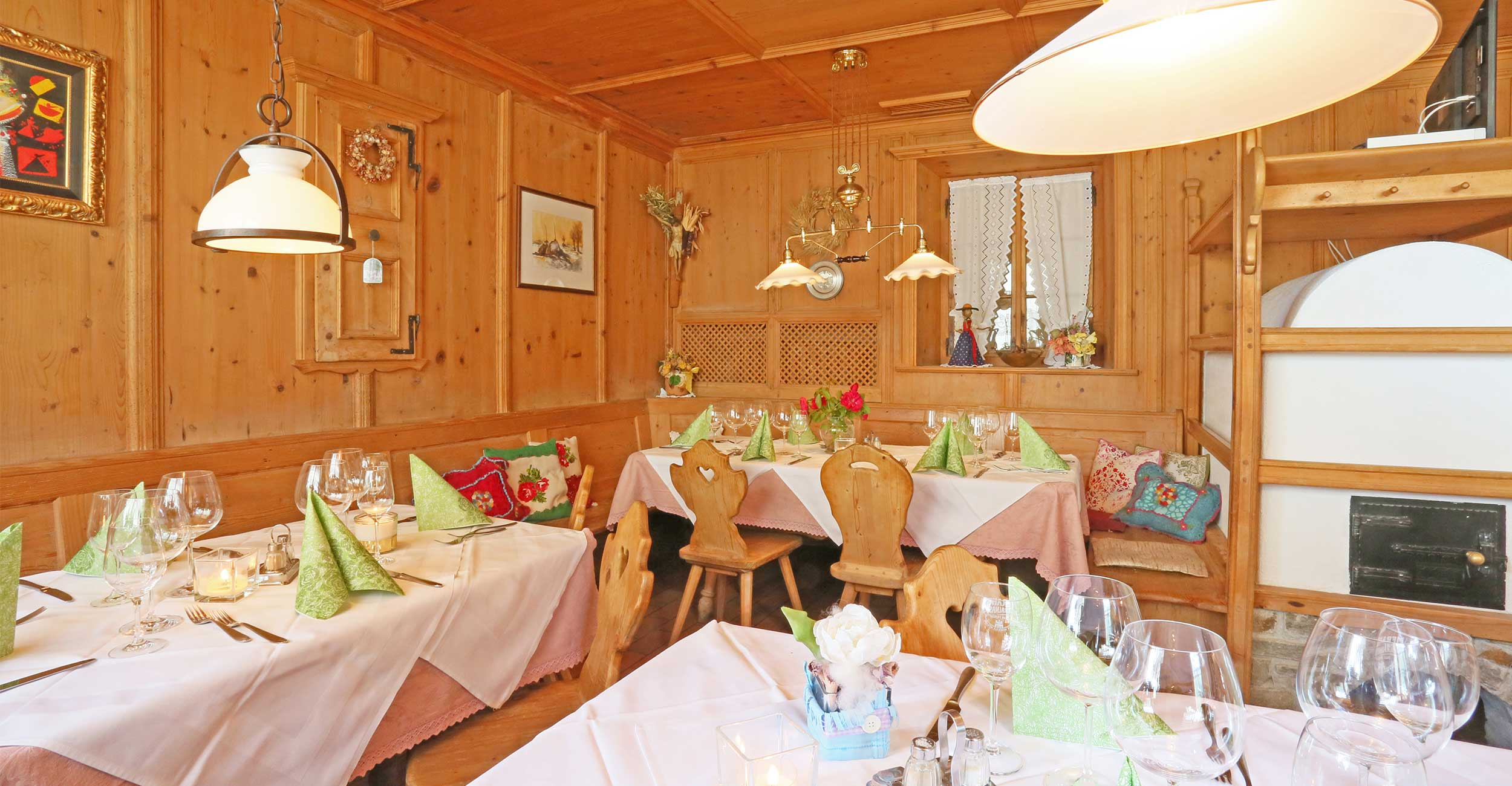 Pension Restaurant Pfitsch Sterzing
